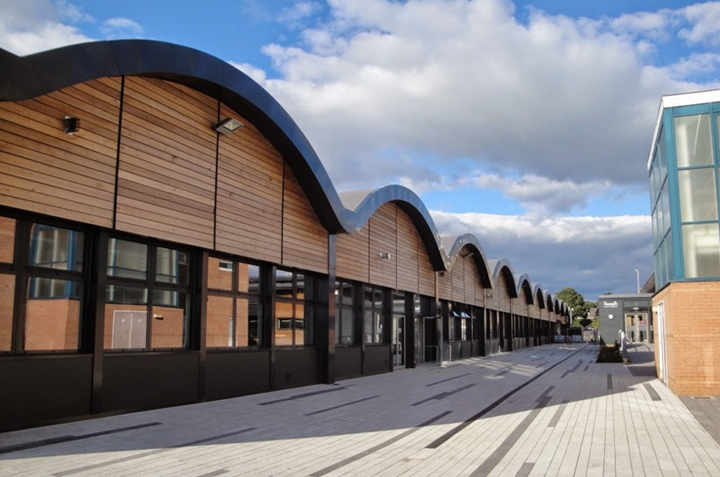 MAC Roofing - Lancaster & Morecambe College