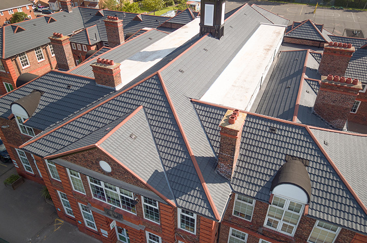 Liscard Primary School MAC Roofing