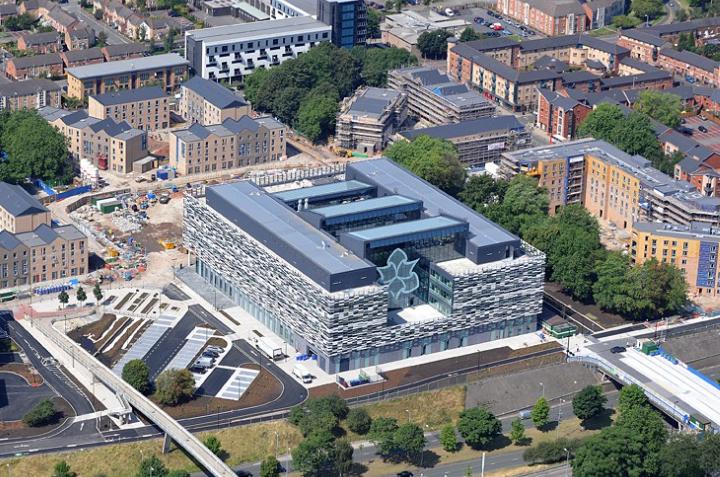 MAC Roofing Birley FIelds Campus