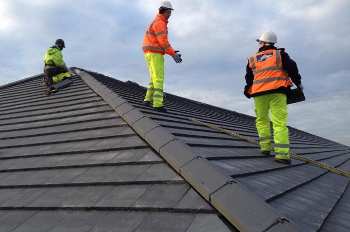 MoD Lyneham MAC Roofing Project