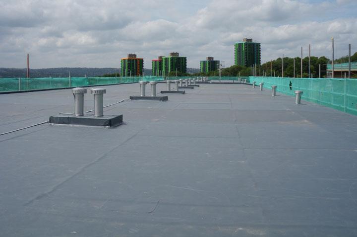 MAC Roofing - Batemoor Estate, Sheffield