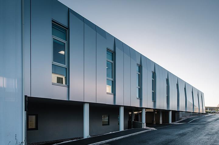 Furness Hospital Maternity Unit MAC Roofing