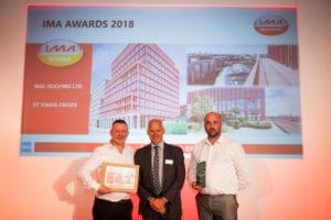 IMA Award winners 2018